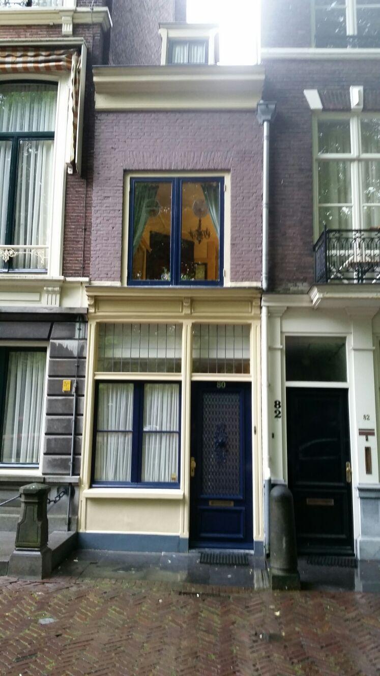 Fell in love with tiny narrow house
