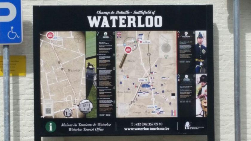 Napoleon's Waterloo