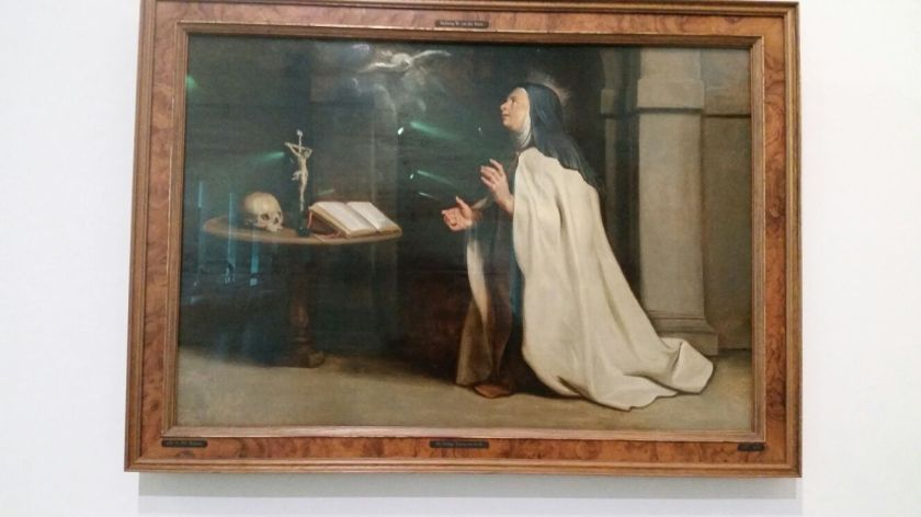 St. Teresa of Avila (Peter Paul Ruben 1612-1614)