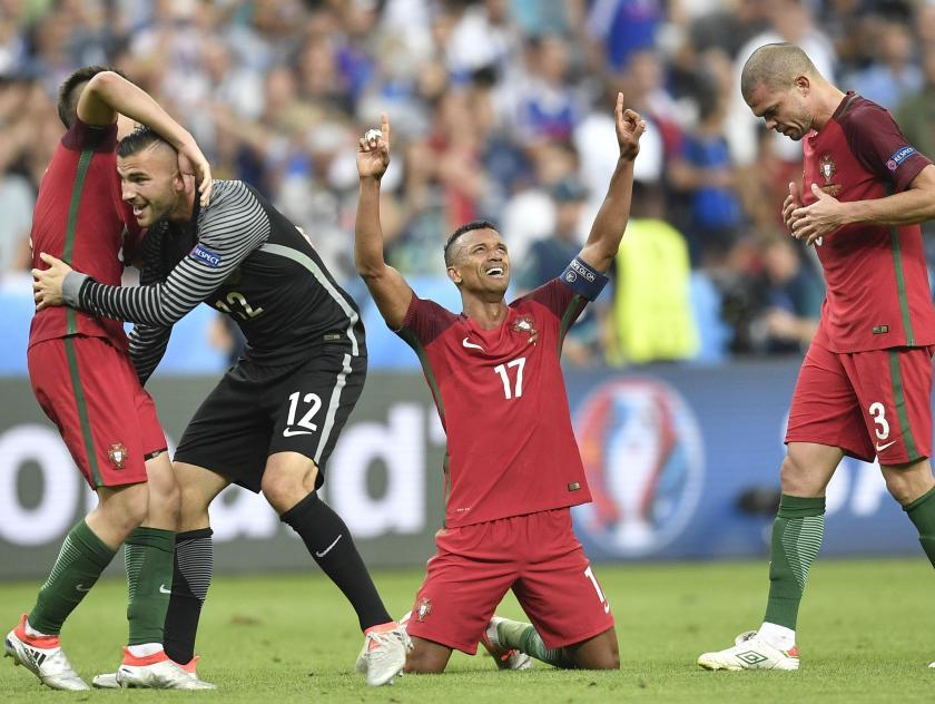 APTOPIX Soccer Euro 2016 Portugal France
