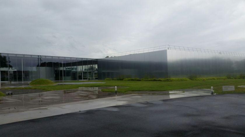 The Lens Louve museum